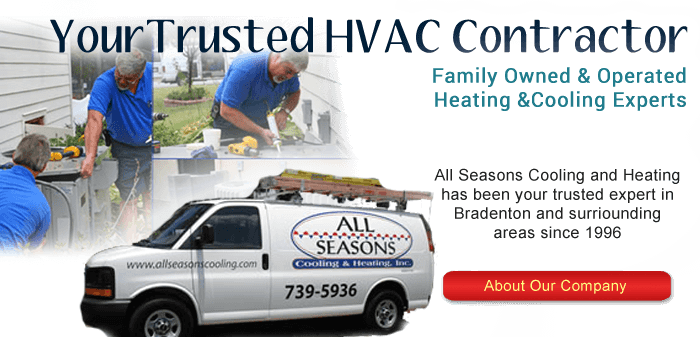 When we service your Air Conditioner in Sarasota FL, your satifaction means the world to us.