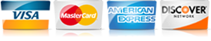 For AC in Bradenton FL, we accept most major credit cards.